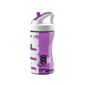 Elite Bocia Drink Bottle 350ml purple/transparent